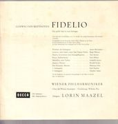 Double LP - Ludwig Van Beethoven/L. Maazel, Wiener Philharmoniker, B. Nilsson, K. Böhme - Fidelio - Box