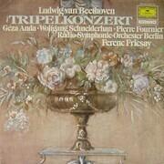 LP - Ludwig van Beethoven - Tripelkonzert