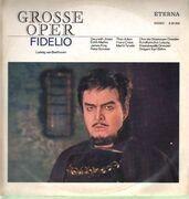 LP - Ludwig van Beethoven - Grosse Oper Fidelio