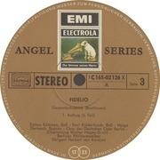 LP-Box - Beethoven - Fidelio (Karajan, Dernesch, Vickers, Ridderbusch,..)