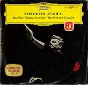 LP - Ludwig van Beethoven, Herbert von Karajan - Eroica