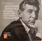 LP - Leonard Bernstein - Beethoven - Symphonie No. 5