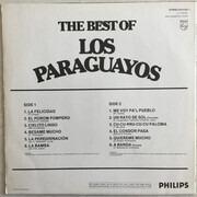 LP - Luis Alberto del Parana y Los Paraguayos - The Best Of Los Paraguayos