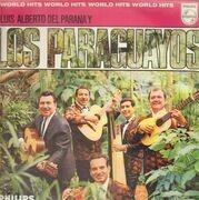 LP - Luis Alberto del Parana y Los Paraguayos - World Hits
