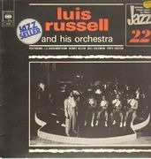 LP - Luis Russell and his Orchestra - Jazz 22