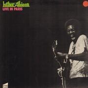 LP - Luther Allison - Live In Paris