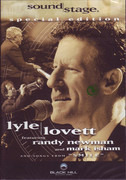 DVD - Lyle Lovett Feat. Randy Newman And Mark Isham - Sound Stage