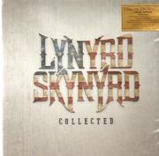Double LP - Lynyrd Skynyrd - Collected - HQ-Vinyl LIMITED / Gold Vinyl