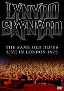 DVD - Lynyrd Skynyrd - The Same Old Blues - Live In London 1975 - STILL SEALED