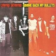 LP & MP3 - Lynyrd Skynyrd - Gimme Back My Bullets - HQ-Vinyl