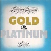Double LP - Lynyrd Skynyrd - Gold & Platinum