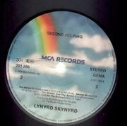 LP - Lynyrd Skynyrd - Second Helping