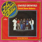 7inch Vinyl Single - Lynyrd Skynyrd - Sweet Home Alabama