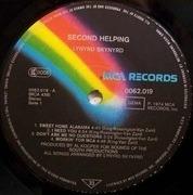 LP - Lynyrd Skynyrd - Second Helping