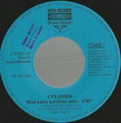 7inch Vinyl Single - Lys Assia - O Mein Papa
