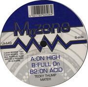 12inch Vinyl Single - M-Zone - No!
