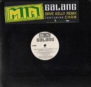 12inch Vinyl Single - M.I.A. - Galang (Dave Kelly Remix)