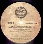 12'' - Mac Band Featuring The McCampbell Brothers - Everythang