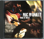 CD - Mac McAnally - Word Of Mouth