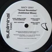 12'' - Macy Gray - Sexual Revolution (Subliminal Mixes)
