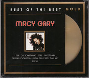 CD - Macy Gray - The Very Best Of Macy Gray - Gold Disc