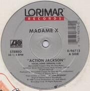 12inch Vinyl Single - Madame X - Action Jackson