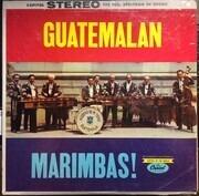 LP - Maderas De Mi Tierra Orchestra - Guatemalan Marimbas!