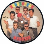 7'' - Madness - House Of Fun - picture disc