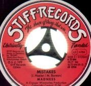 7'' - Madness - One Step Beyond...