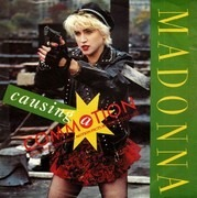 7'' - Madonna - Causing A Commotion