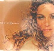 CD - Madonna - Frozen
