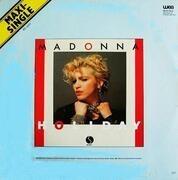 12'' - Madonna - Holiday