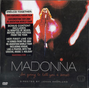 CD & DVD - Madonna - I'm Going To Tell You A Secret