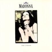 7inch Vinyl Single - Madonna - Like A Prayer