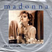 7'' - Madonna - Like A Virgin / Stay