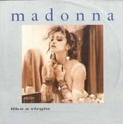 7'' - Madonna - Like A Virgin
