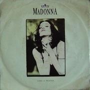 7'' - Madonna - Like A Prayer