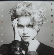 LP - Madonna - Madonna - East