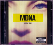 Double CD - Madonna - MDNA World Tour
