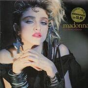 LP - Madonna - The First Album