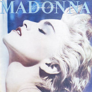 LP - Madonna - True Blue