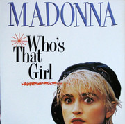 12inch Vinyl Single - Madonna - Who's That Girl