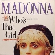 12'' - Madonna - Who's That Girl (Extended Version)