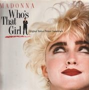 LP - Madonna - Who's That Girl - Club Edition