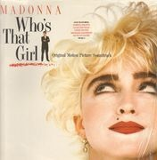 LP - Madonna, Stephen Bray - Who's That Girl