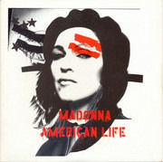 CD Single - Madonna - American Life - Cardboard Sleeve