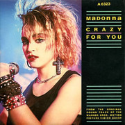 7inch Vinyl Single - Madonna - Crazy For You