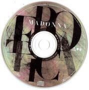 CD - Madonna - Erotica