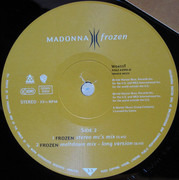 12inch Vinyl Single - Madonna - Frozen