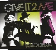 CD Single - Madonna - Give It 2 Me
